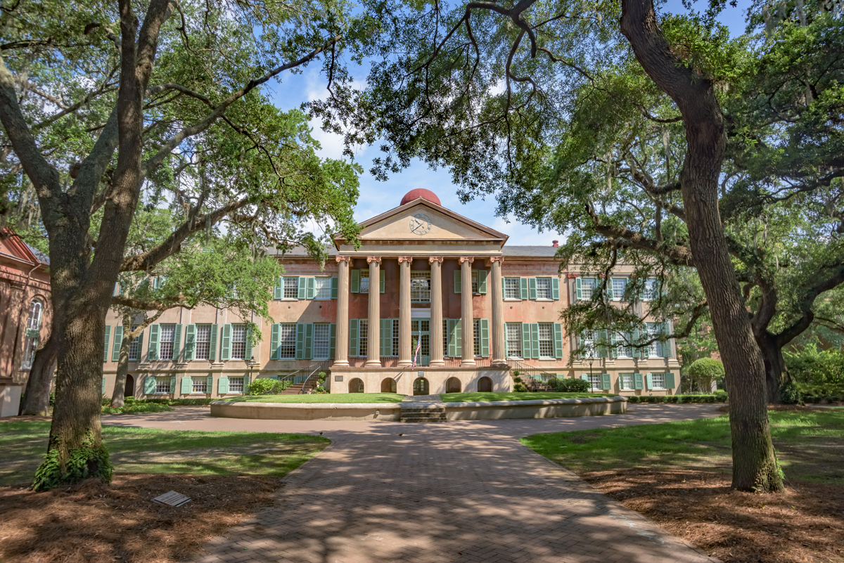 Randolph Hall, College of Charleston